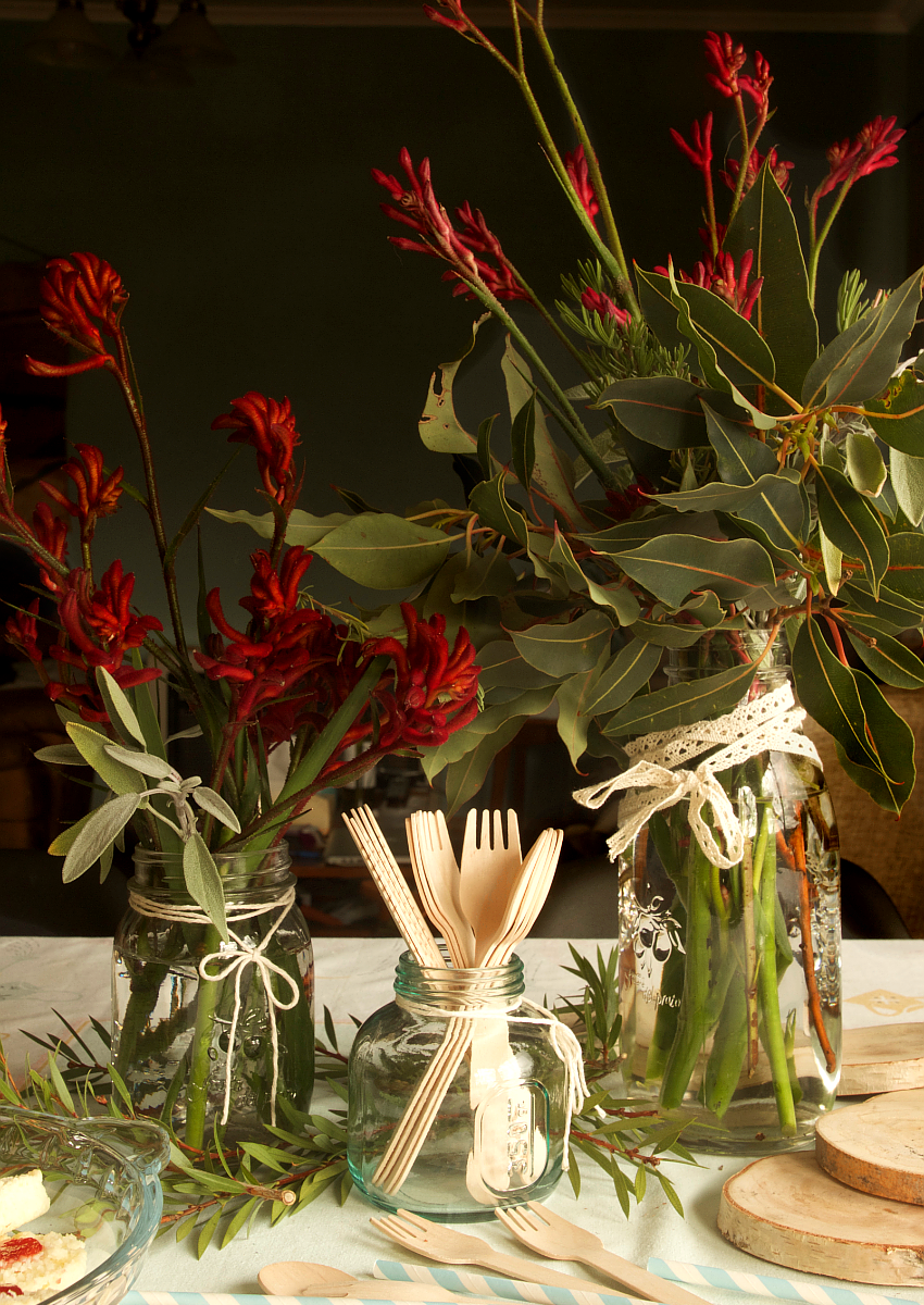 Mason Jar Centerpieces That Will Tickle Your Senses